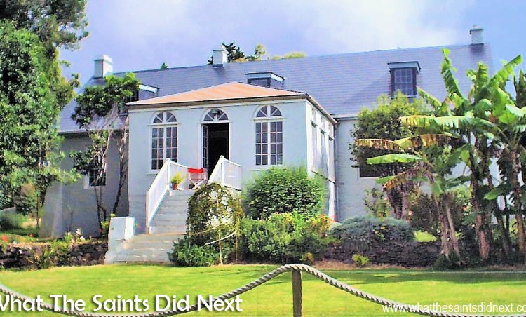 Bertrand's Cottage, St Helena