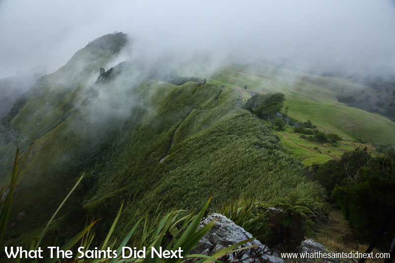 Natural Landscapes of St Helena Island