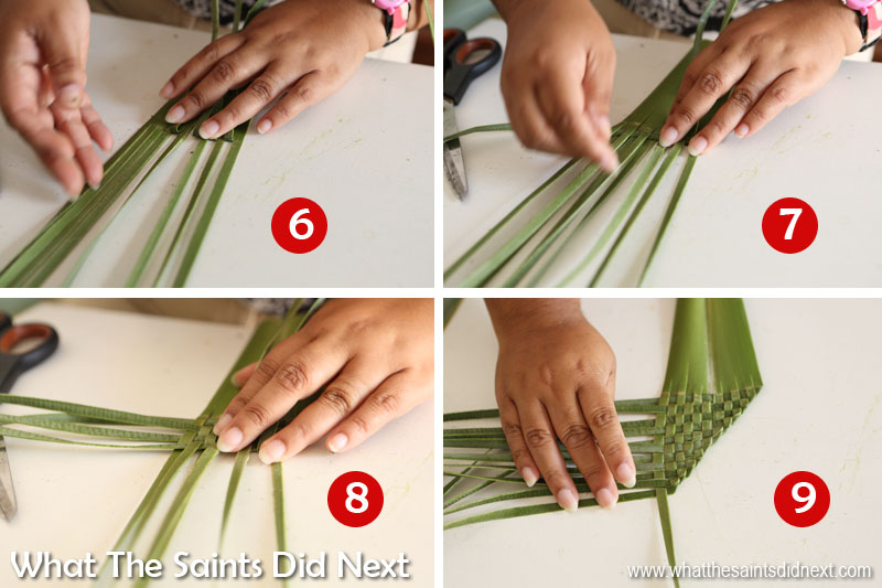 Wanda's easy flax weaving instructions on how to make harakeke flowers.