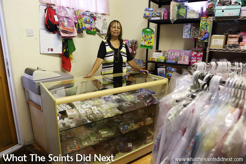 Country Shops, Part 4 – Entrepreneurs on St Helena