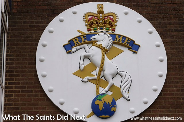 British Army REME Corps