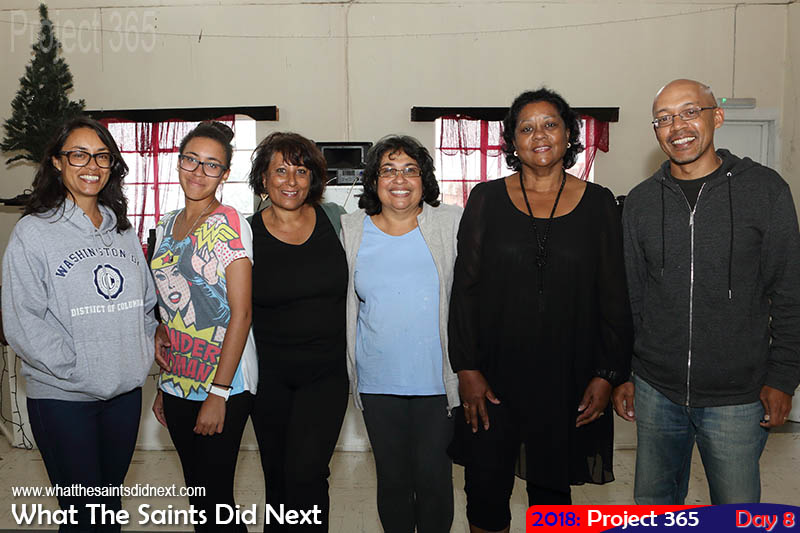 MSH2018 organising committee meeting in Half Tree Hollow community centre. January, 2018.