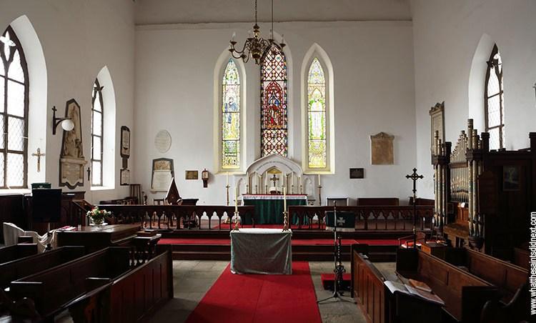Churches of St Helena Island – St James Church