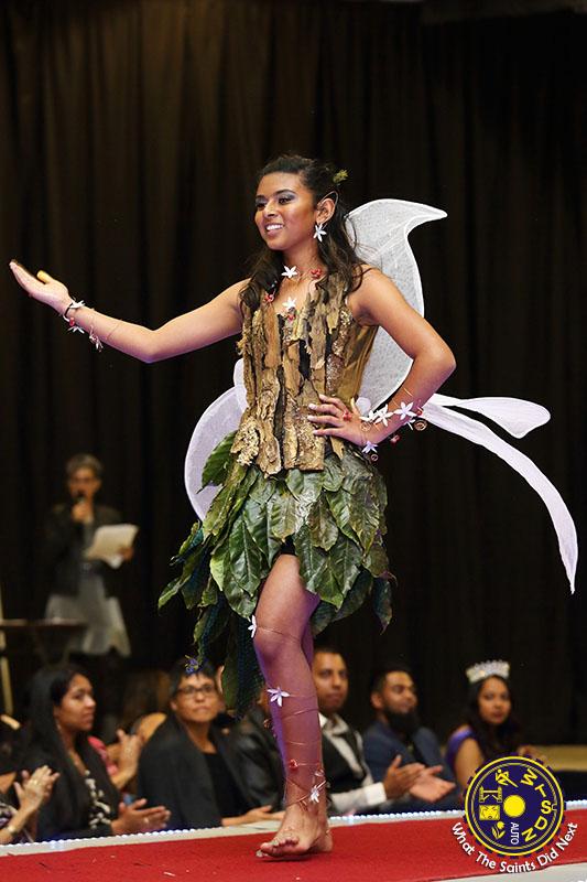 No.4, Latisha Fowler - Attention Seeker - representing Solomon & Company