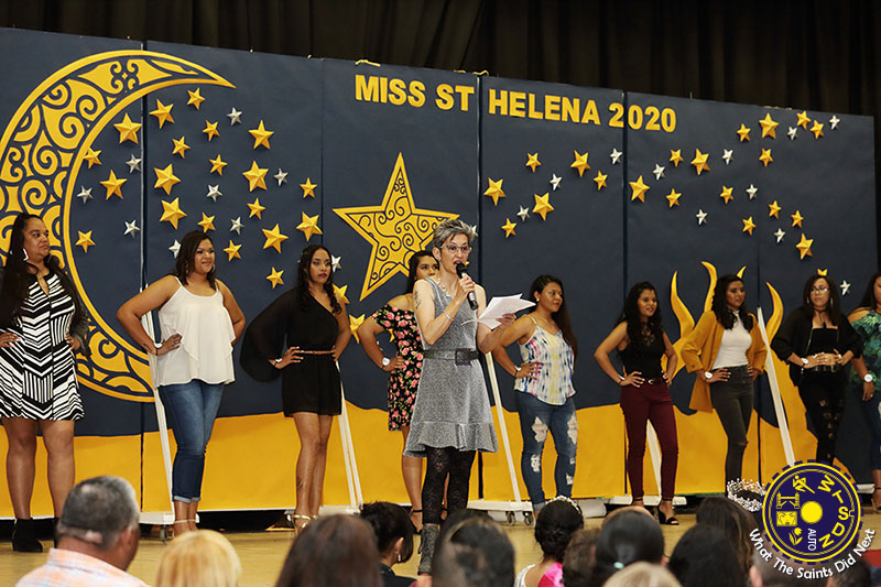 Miss St Helena, Round 1, Casualwear