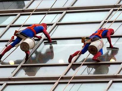 Spiderman Survives the Recession