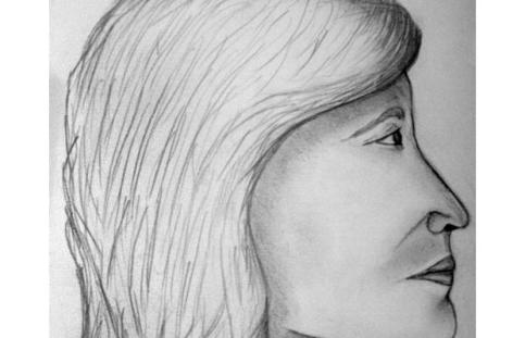 Caucasian Woman, 35 to 45 Years Old, Short Blonde Hair