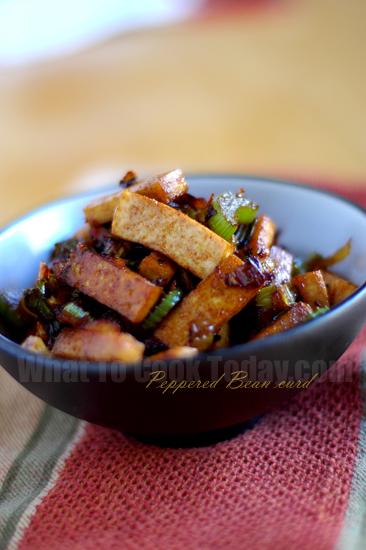 Sambal Goreng Tahu : sambal, goreng, PEPPERED, CURD/, SAMBAL, GORENG