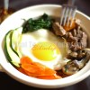 MIXED RICE BOWL/BIBIMBAP