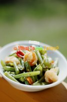 DELUXE GREEN BEAN STIR-FRY