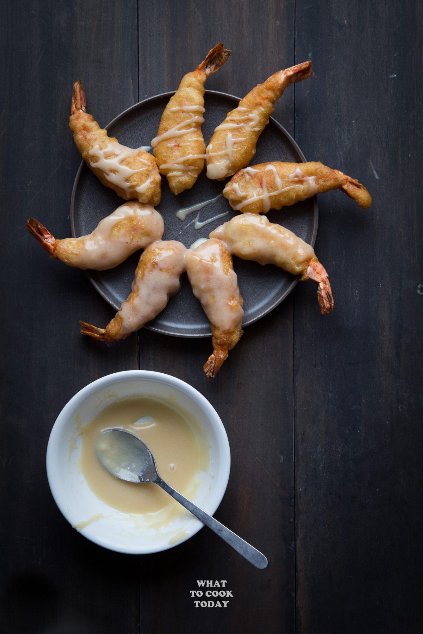 Leng Hong Kien : Mayonnaise, Udang/Sweet, Prawns