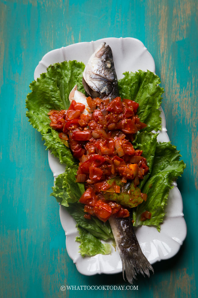 Resepi Ikan Salmon Grill Simple - Resep Bunda Erita