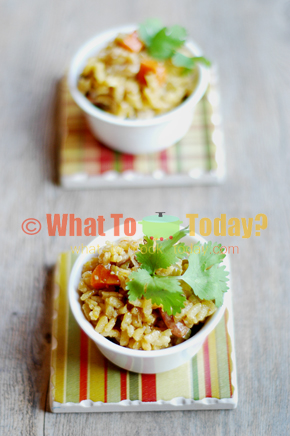 ASIAN-STYLE RISOTTO