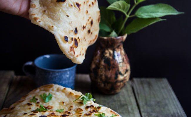 The Best Garlic Naan Bread You Won T Regret It