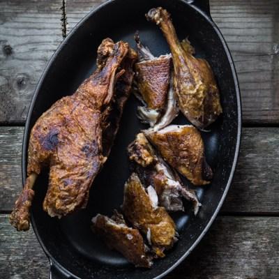 Szechuan Fragrant Crispy Duck (Xiang Su Ya)