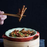 Pressure Cooker Dim Sum Chicken Feet (Ceker Ayam Dim Sum)