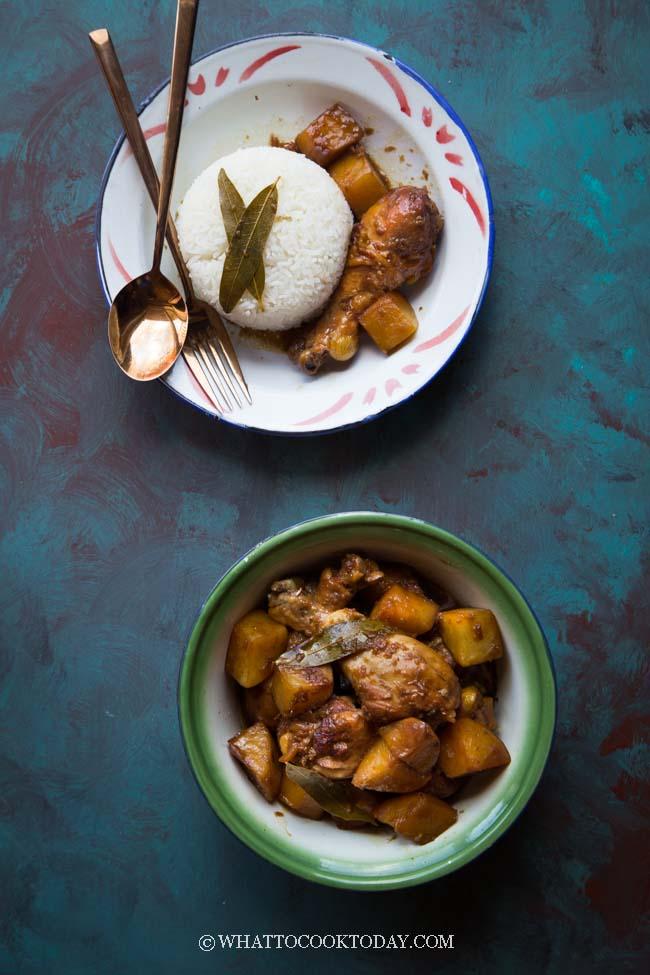 Resep Semur Ayam Kecap - Masak Apa Hari Ini?