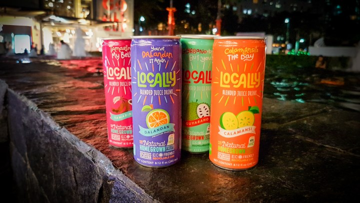 Locally' takes fun flavors on the road with Fruit Truck launch