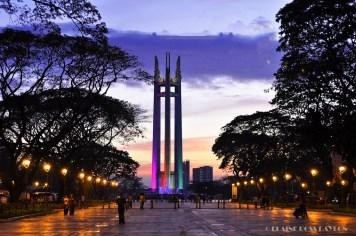 Quezon Memorial Circle - Elaine Ross Baylon