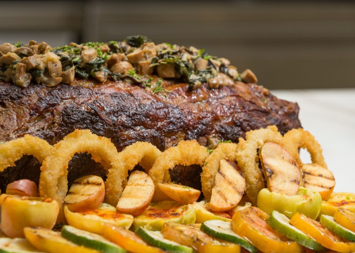 RHI - Love Feast Dinner Buffet Carving