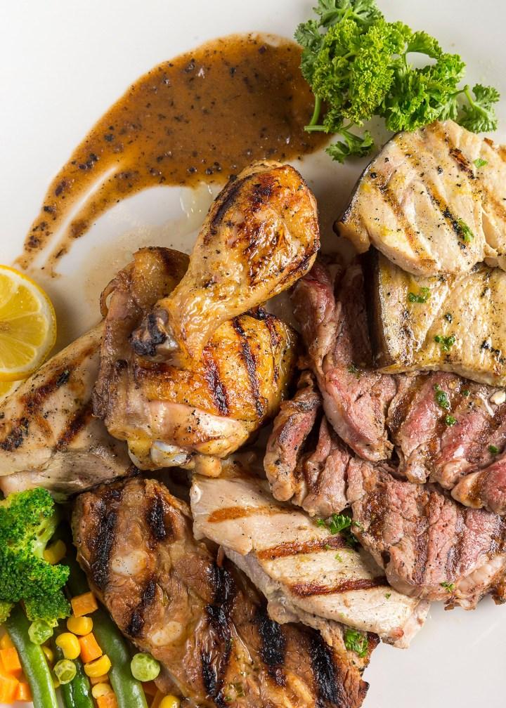 RHI - Love Feast Dinner Buffet Grill Station