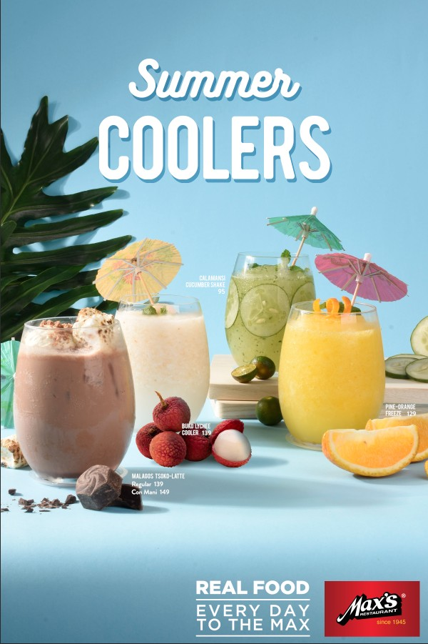 Max's Summer Coolers