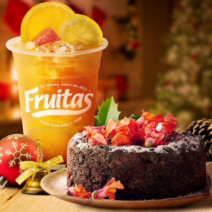 Fruitas and Fruitcake