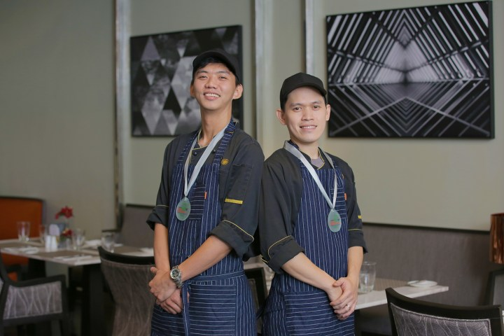 Commis II Christopher Pagas & Rowell Manahan