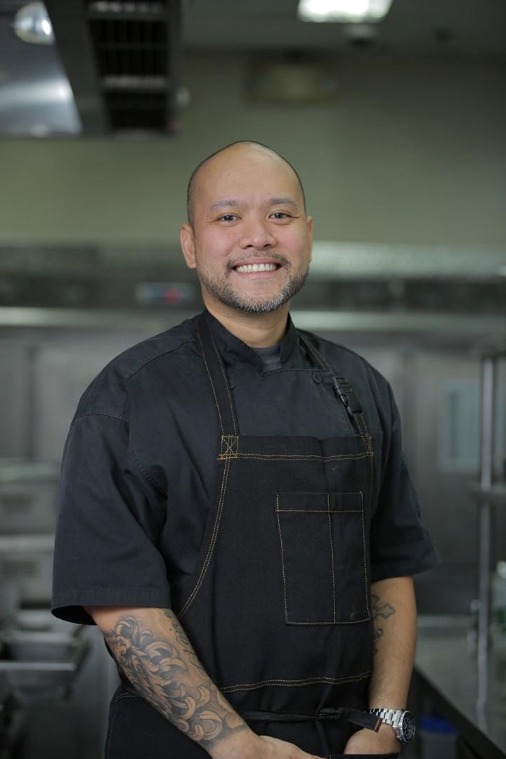 Exec Chef Victor Barangan