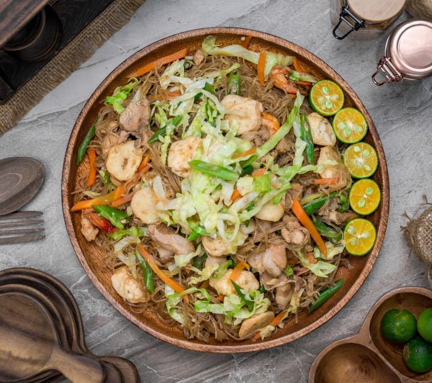 Pancit Bihon Guisado Recipe