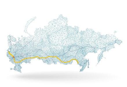 Стартап Teleport проложит 13 тысяч км кабеля для обеспечения России высокоскоростным интернетом