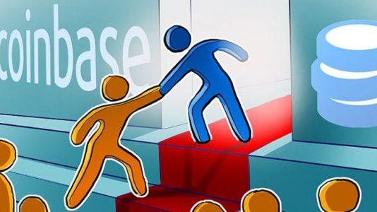 Клиентские сервисы Coinbase растут по мере регистрации новых пользователей