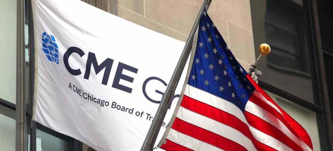 CME Group зафиксировала рекордный объем биткоин-фьючерсов