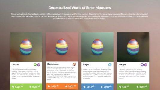 Etheremon: будьте осторожны перед погружением в новое крипто-сумасшествие