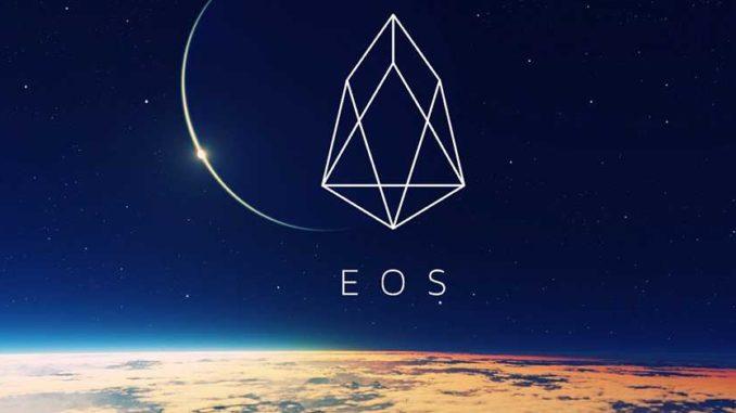 Токен EOS в ожидании запуска новой версии системы