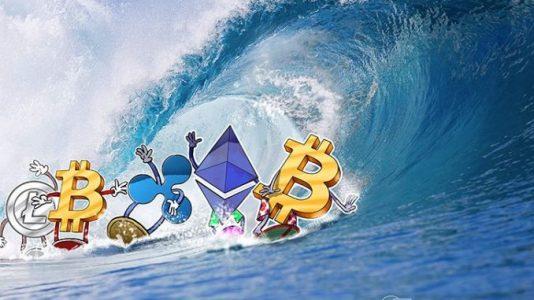 $700 млрд. — капитализация криптовалютного рынка