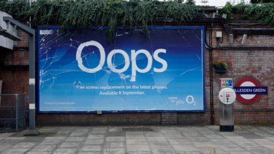 В Лондоне хакеры майнили с помощью рекламного щита
