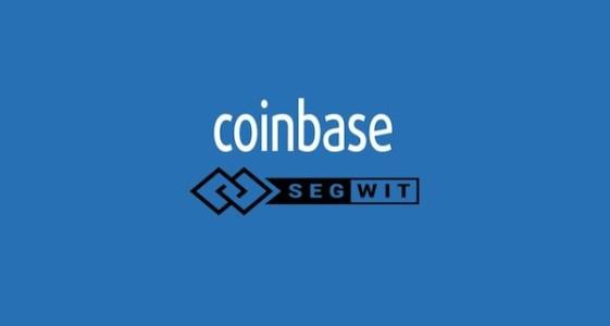Реализация Segwit биржей Coinbase привела к потере биткоинов