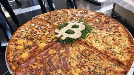 Bitcoin Pizza Day!