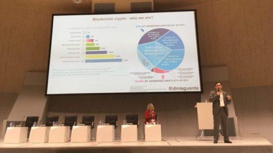 Денис Гуарда: крипторынок догонит мировую экономику