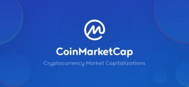 CoinMarketCap потребует от бирж реальных данных