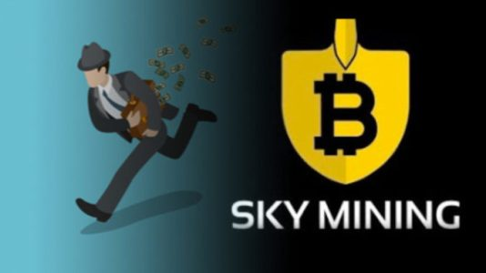 Sky Mining: пропал CEO и деньги