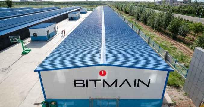Bitmain анонсировал новый ASIC-чип BM1391