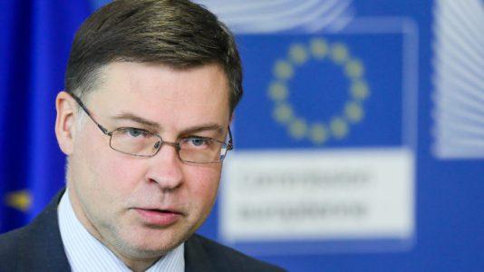 Вице-президент Еврокомиссии: криптовалюты здесь, чтобы остаться