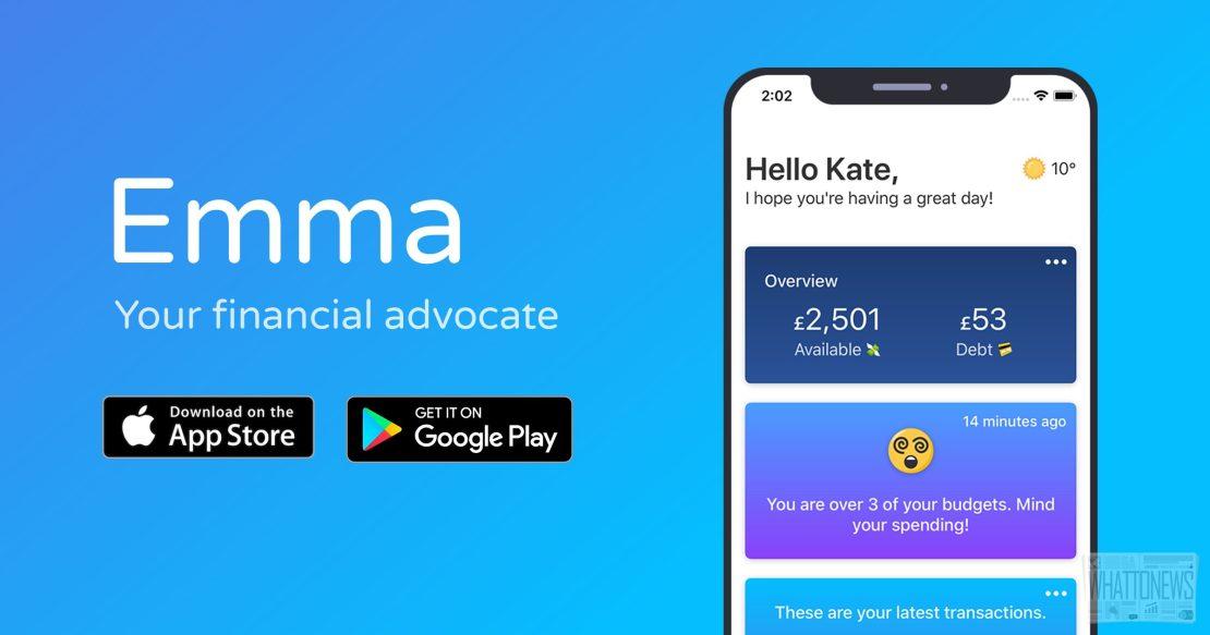 В приложение для управления деньгами Emma добавили криптовалюты