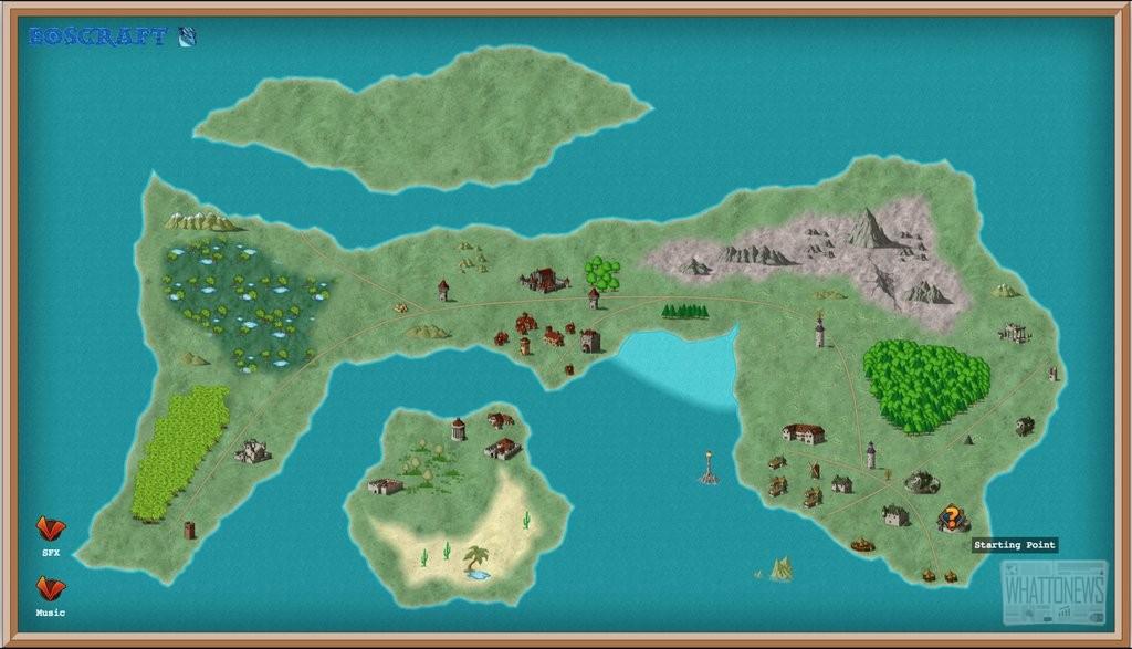 EOScraft — новая игра на блокчейне EOS от команды Bancor