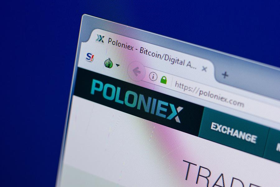 Poloniex снова отключилась из-за взлёта цены биткоина