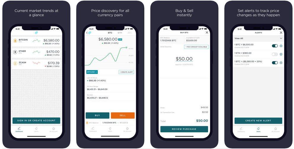У Gemini появилось приложение для iOS и Android