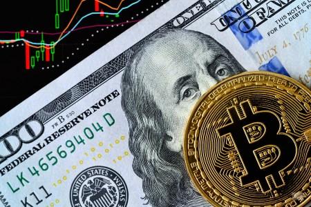 Волатильность биткоина упала на 98% в годовом выражении
