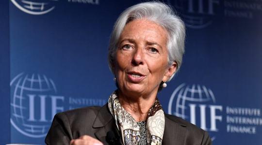 Глава МВФ: финансовые технологии «поглотят» весь мир